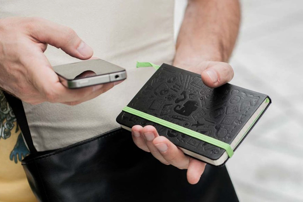 Moleskine x Evernote Smart Notebook