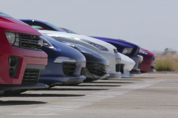 Motor Trend: The World's Greatest Drag Race 2