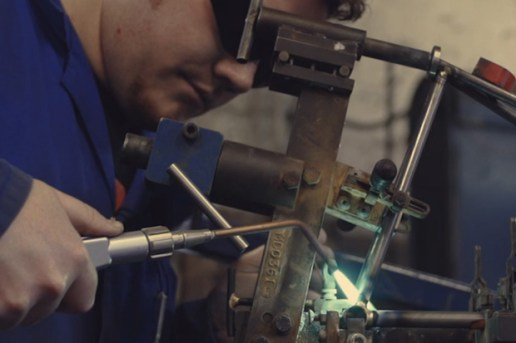 "MOULTON Bicycle Company ""Made in England"" Video"