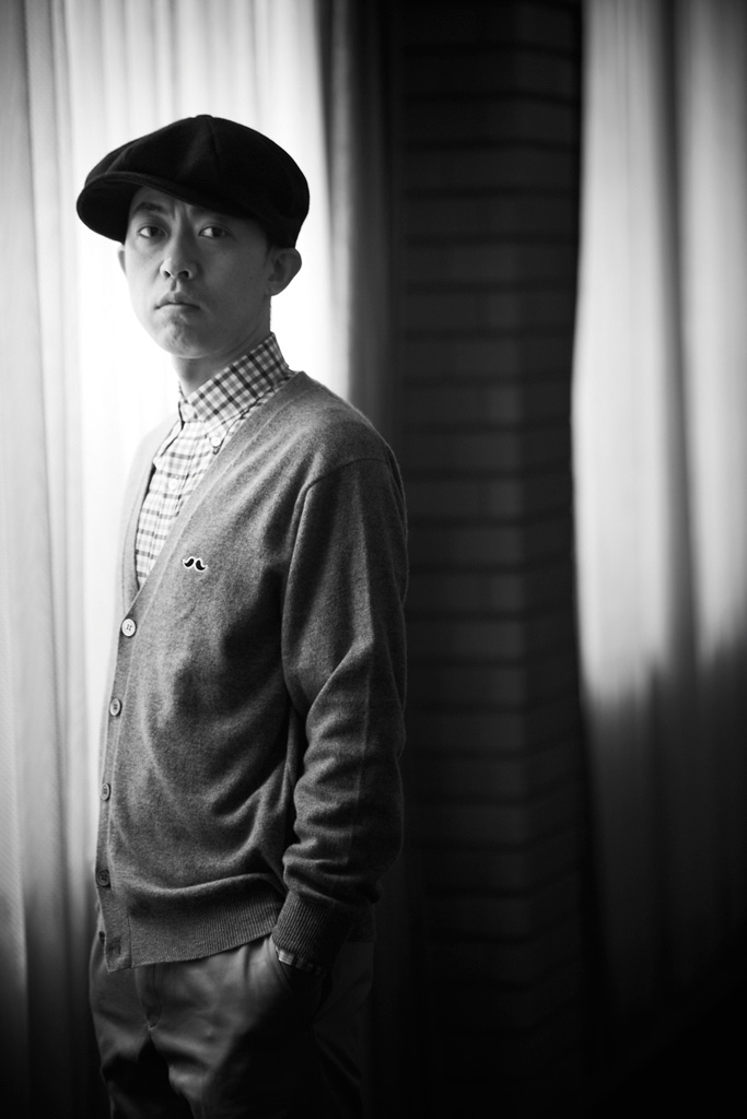 mr bathing ape 2012 fall winter lookbook featuring nigo