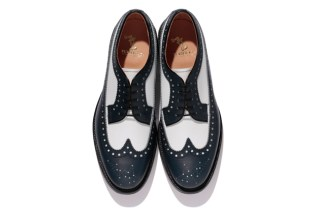 Mr. Bathing Ape x Regal 2012 Fall/Winter BAPE STA Wingtip