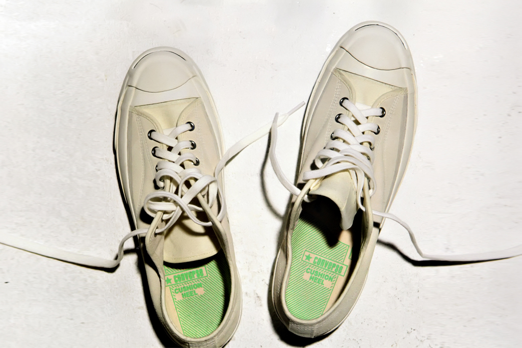 N.HOOLYWOOD x Converse Addict Jack Purcell Preview