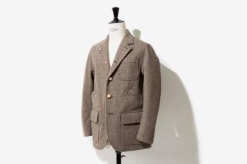 nanamica Herringbone GORE-TEX Field Jacket