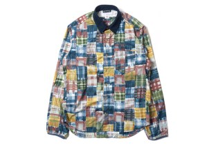 nanamica Wind Shirt 30D PERTEX®