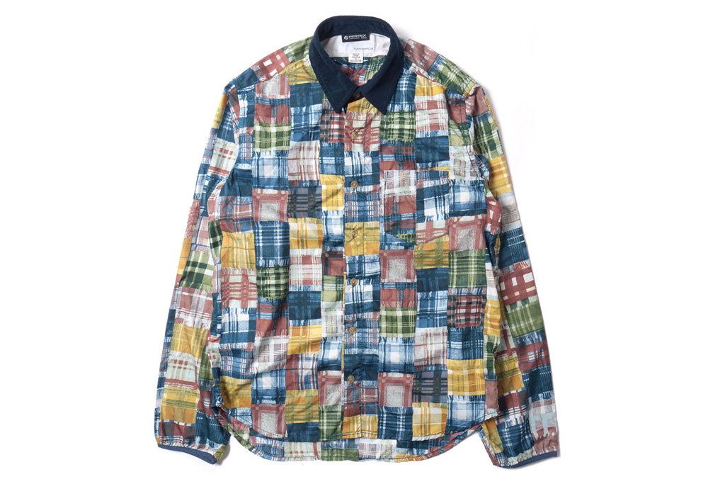 nanamica wind shirt 30d pertex