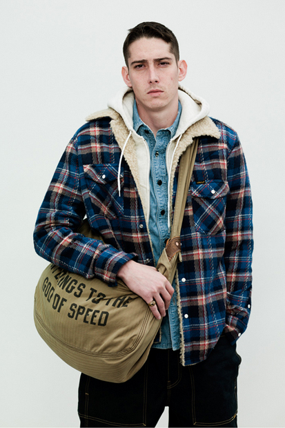 neighborhood 2012 2nd fall winter lookbook