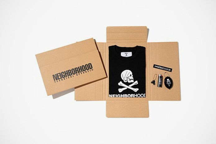 NEIGHBORHOOD 2012 Webstore Souvenir Box Set