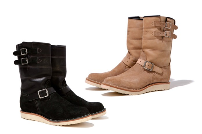 NEIGHBORHOOD x Wesco BOSS Boots