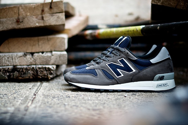 """New Balance 2012 Fall 1300NG """"Navy and Grey"""""""