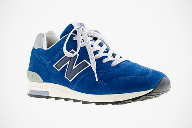 J.Crew x New Balance 2012 Fall 1400 Colorways