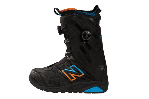 new balance x 686 the times line 2012 fall winter snowboard boot collection