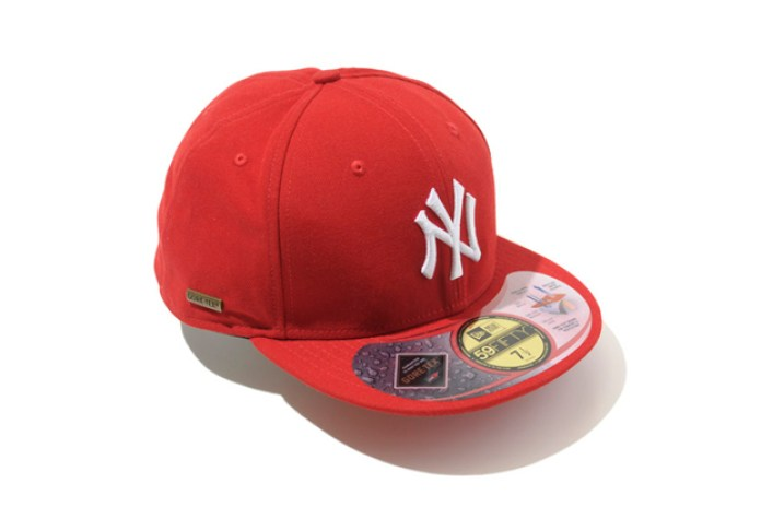 New Era GORE-TEX New York Yankees Caps