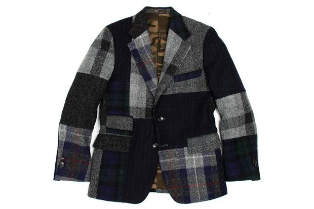 Nick Wooster x United Arrows 2012 Harris Tweed Mallory Jacket