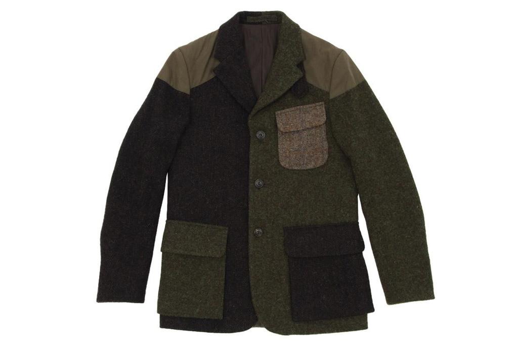 Nigel Cabourn Crazy Mallory Jacket