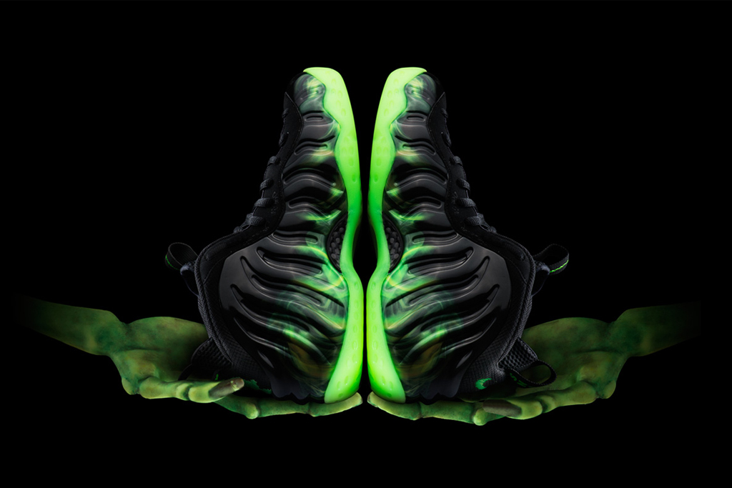 "Nike Air Foamposite One ""ParaNorman"""