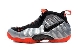 "Nike Air Foamposite Pro ""Bright Crimson"""