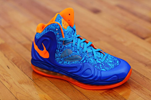 """Nike Air Max Hyperposite """"Battle of the Boroughs"""" Pack"""