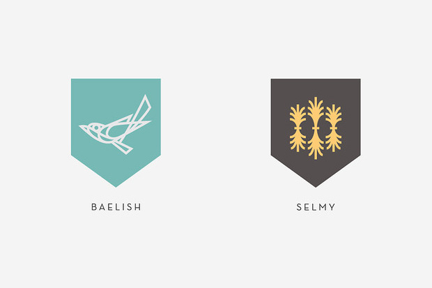 nike designer darrin crescenzi rebrands game of thrones