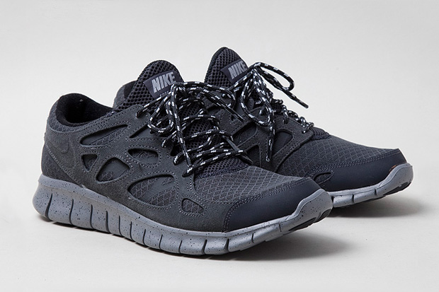 Nike Free Run+ 2 Suede Pack