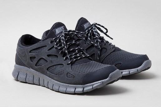 Nike Free Run+ 2 Suede Pack