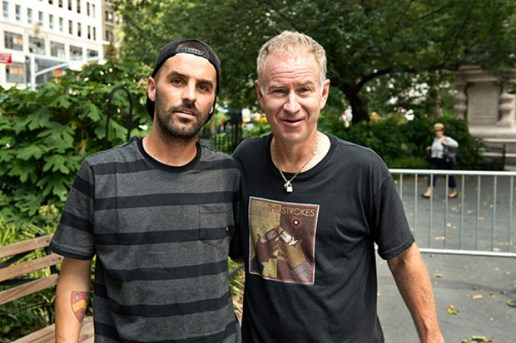 "Nike SB Challenge Court: ""Behind the Scenes"" with Gino Iannucci and John McEnroe Trailer"