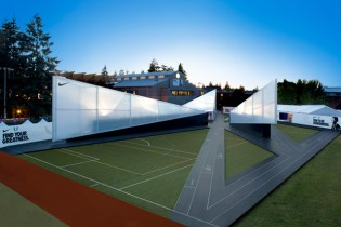 Nike's Camp Victory by Skylab Architecture