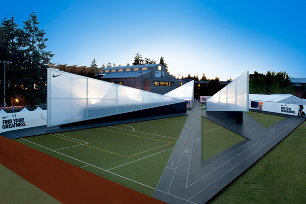 nikes camp victory by skylab architecture
