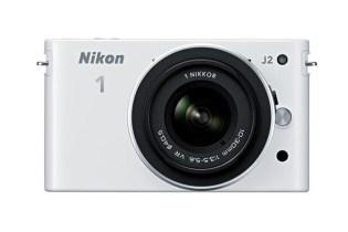 Nikon 1 J2 Mirrorless Camera
