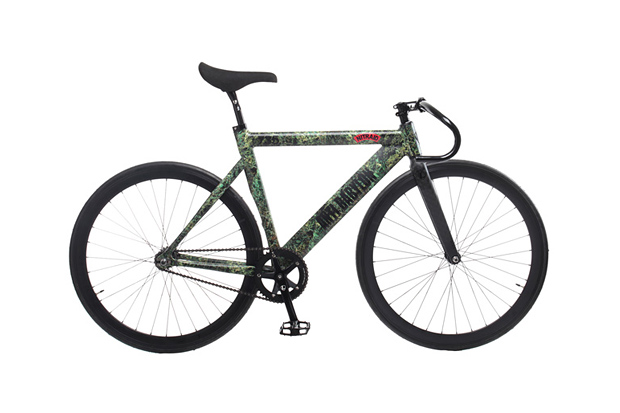 "nitraid x Leader Bike 735TR ""Dope Forest"""