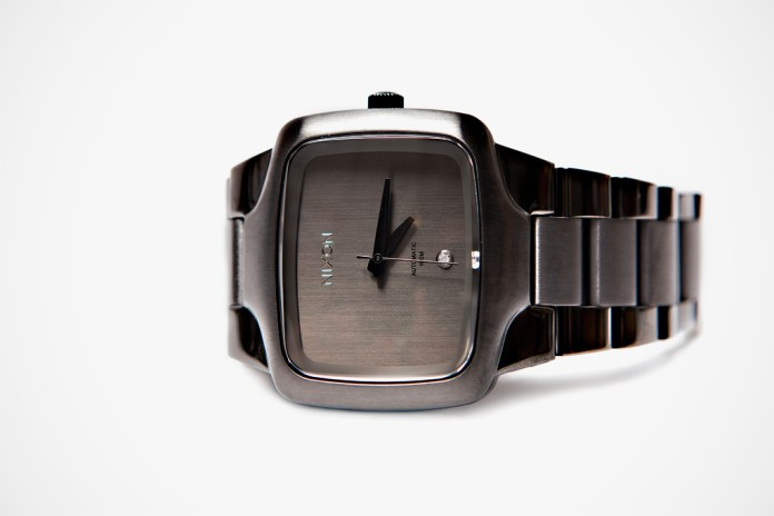 "Nixon 2012 Fall/Winter The Player XL ""Gunmetal"""