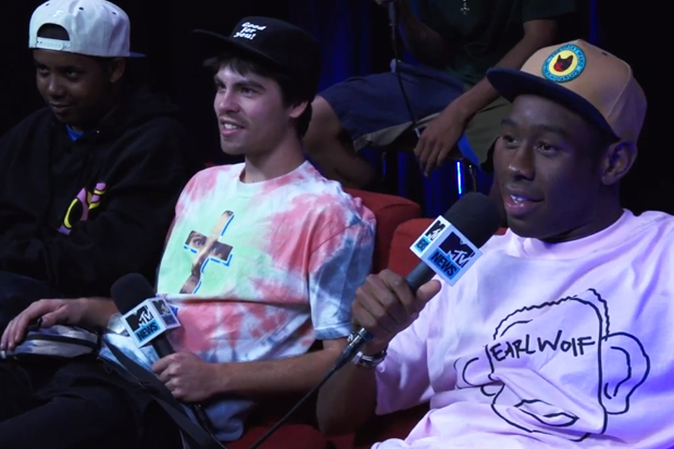 Noisey: 24 Hours with Odd Future in NYC Part 1