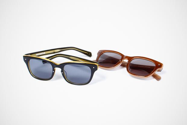 nonnative DWELLER Sunglasses by KANEKO OPTICAL