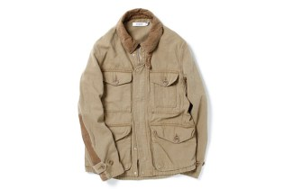 nonnative 2012 Fall/Winter LUMBERER JACKET