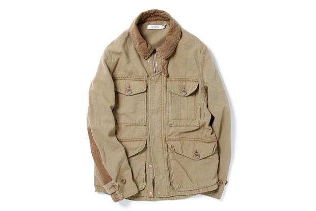 nonnative 2012 fall winter lumberer jacket
