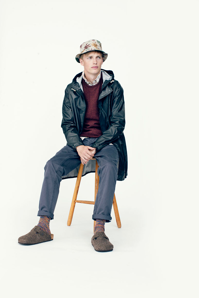 norse projects 2012 fall winter lookbook 2
