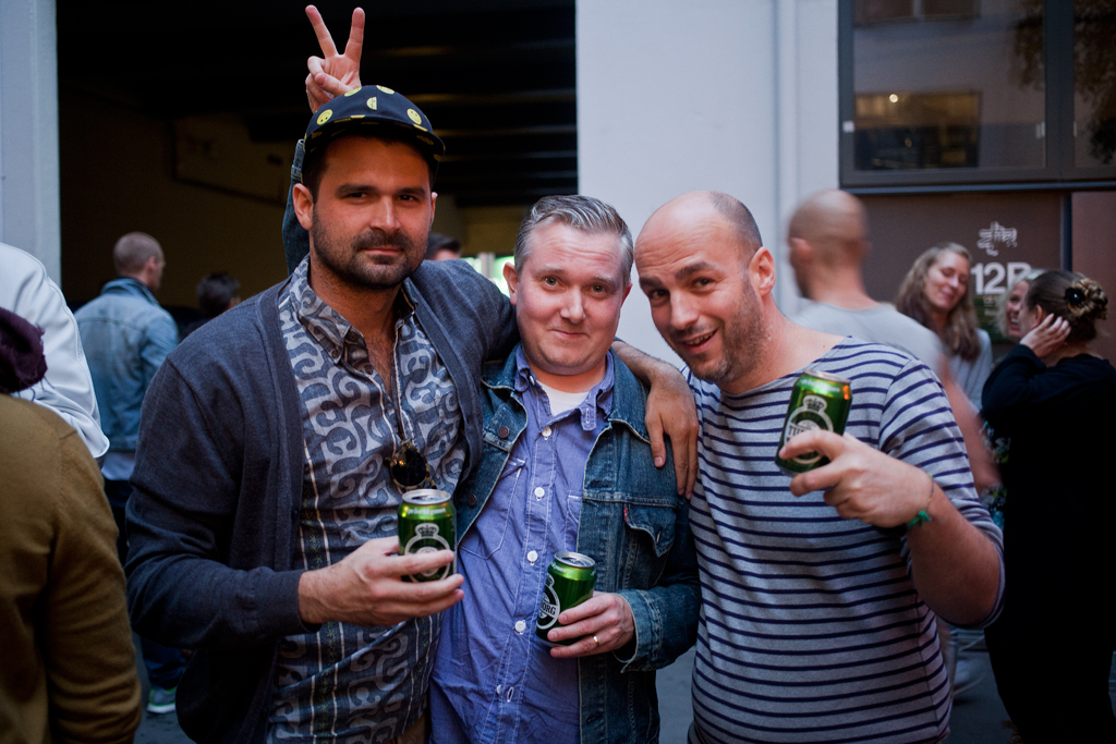 Norse Projects Copenhagen Backyard BBQ Party