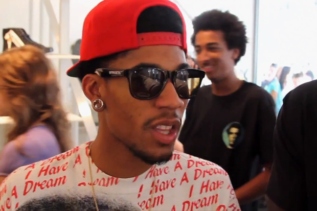 OFIVE TV: Odd Future Pop-Up @ colette Paris Recap