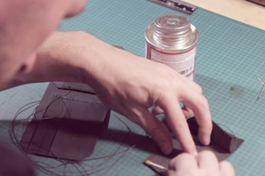Off The Hook x Dominion Leather Handcrafted Wallets Video