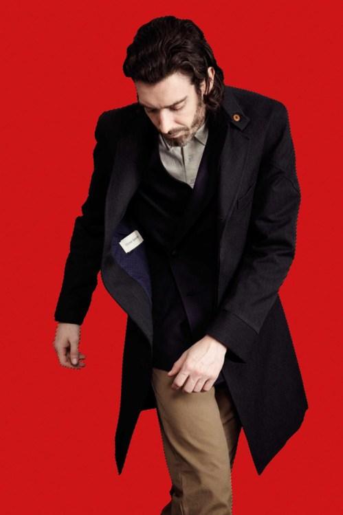 Oliver Spencer 2012 Fall/Winter Lookbook