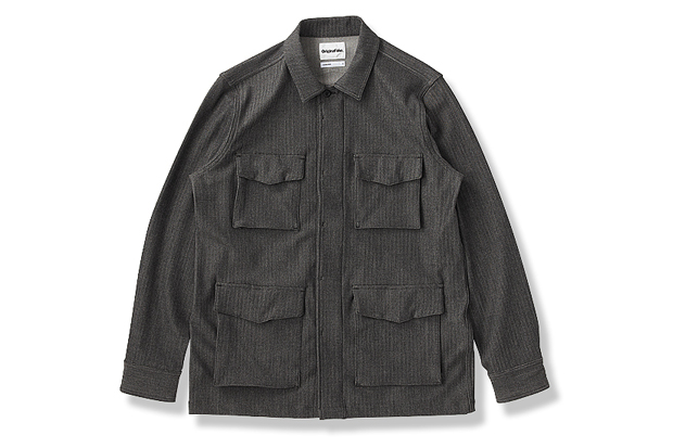 originalfake 2012 fall winter 4 pocket shirt jacket