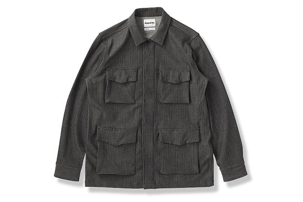 OriginalFake 2012 Fall/Winter 4 Pocket Shirt Jacket