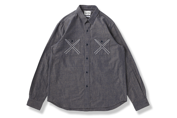 OriginalFake 2012 Fall/Winter X Pocket Shirt