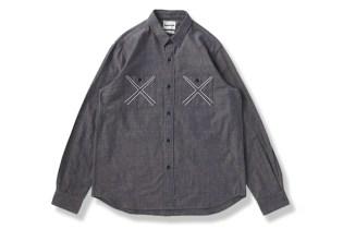 OriginalFake 2012 Fall/Winter X Pocket Shirt