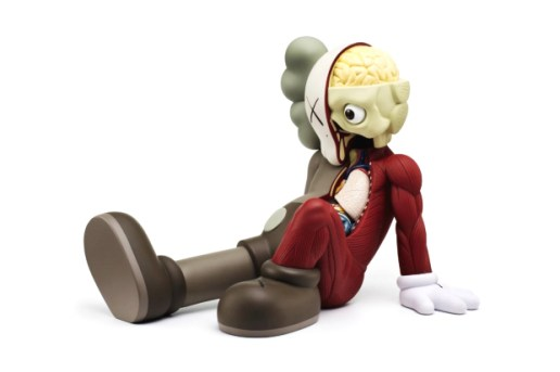 "OriginalFake KAWS Companion ""Resting Place"" Preview"