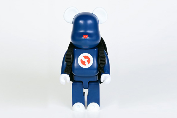 outdoor products x medicom toy bearbrick 400