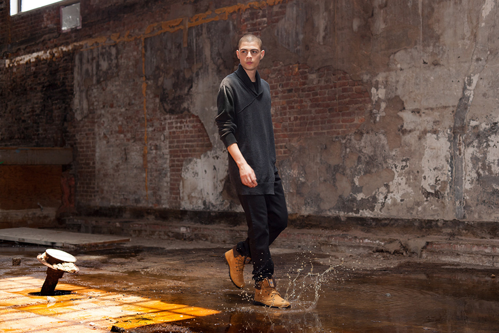 palladium 2012 fall winter waterproof collection
