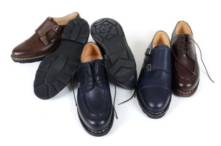 Paraboot 2012 William and Chambord Shoes
