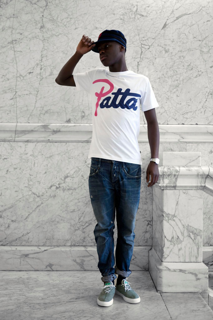 patta back to school special lookbook