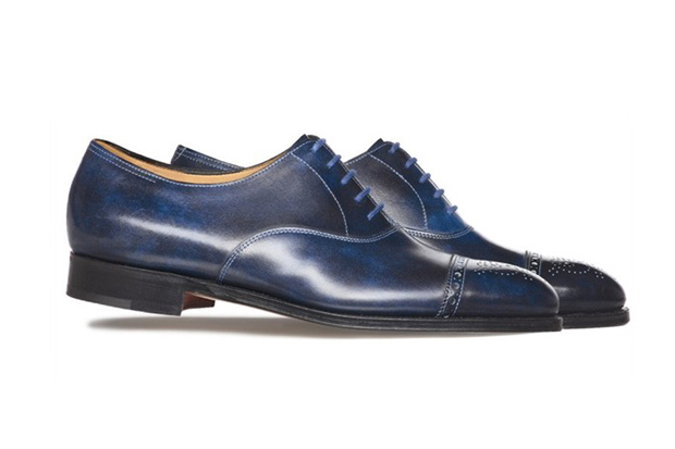 paul smith x john lobb 2013 spring summer collection