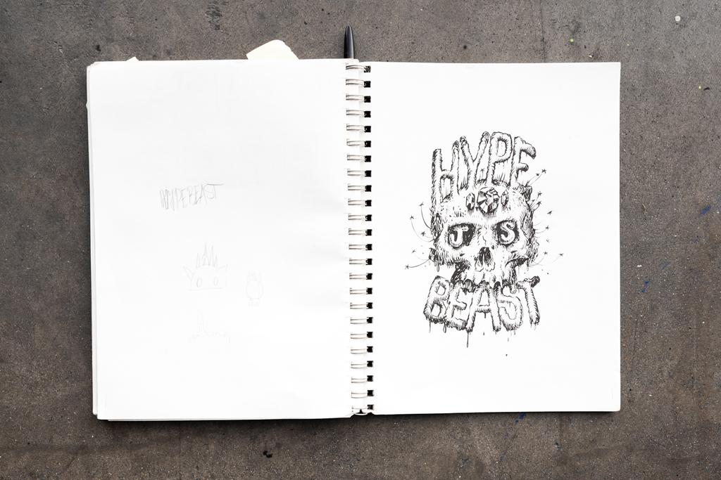 pen paper jeff soto